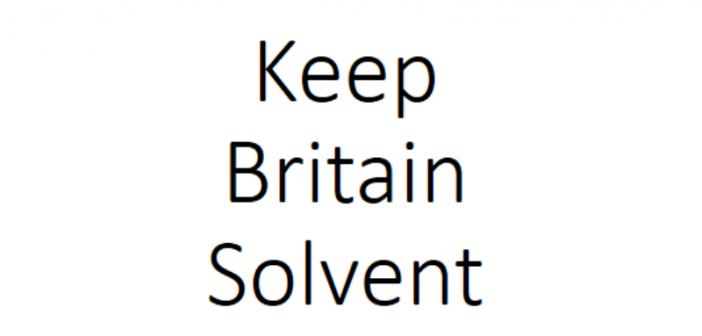 Keep Britain Solvent – UK Plc
